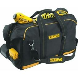 "CUSTOM LEATHERCRAFT - DeWALT 12"" Tradesman's Tool Bag"