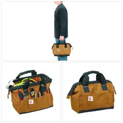 Carhartt Trade Series Tool Bag, Medium, Carhartt Brown Tool
