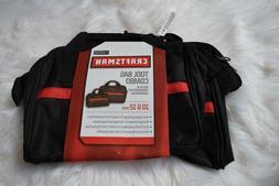 Craftsman 12 in. & 10 in. Tool Bag Combo Red / Black Brand N