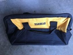 "DeWalt 21""x12"" 10 Pocket Heavy Duty Nylon Canvas Contractor"