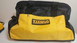 "Dewalt 12"" Inch Heavy Duty Tool Bag For DCF899HP DCF899B DCF"