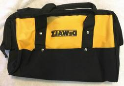 "Dewalt 15"" Medium Heavy Duty Contractor Tool Bag"