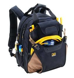 Electrical Tool Bag Technician Backpack Carrier Chest Storag
