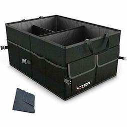 FORTEM Car Trunk Organizer for SUV Truck | Auto Durable Coll