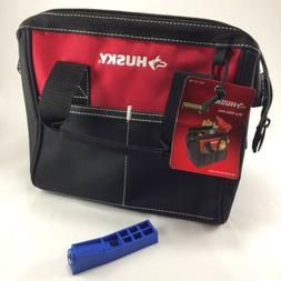 Husky 10 Inch Tool Bag with Kreg Pocket Hole Jig