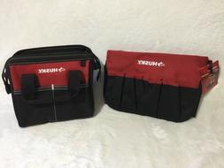 Husky Heavy Duty Tool Bag Storage Organizer Tote Portable Ha