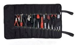 KLOUD City Black Nylon Multi-Purpose 22-Pocket Socket Tool R