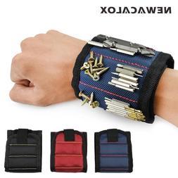 Magnetic Wristband Portable Tool Bag Electrician Wrist Tool
