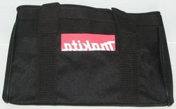 "Makita 11"" Inside 12"" Outside Small Single Tool Bag 831274-0"