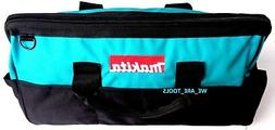"Makita 21"" Tool Bag/Case 831303-9 For 18V Drill, Saw, Grinde"