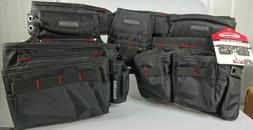 McGuire-Nicholas 10-Pocket Full Grain Leather Nail Tool Apro