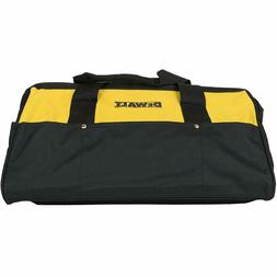 "New DeWALT Large 19""x12"" Heavy Duty Nylon Canvas Contractor"