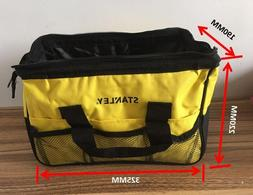 New STANLEY Tool Bag 325mmx220mmx190mm Nylon Bags
