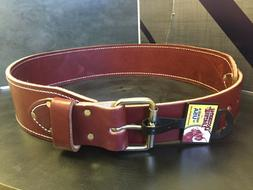 "Occidental Leather 5035XL 3"" Leather HD Ranger Work Belt SIZ"