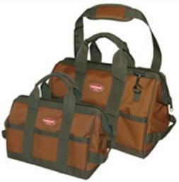 Pullr 60028 12 & 16 Green & Brown Gatemouth� Tool Bag Comb