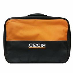 RIDGID 902048009 Contractor Tool Bag 13.5 x 9.5 x 4.5 In. Fi