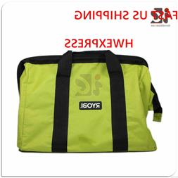 Ryobi  Contractors Canvas One Green Wide-Mouth Larger Tool B