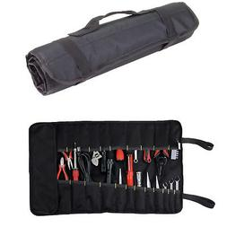 Wrench Bag Roll Up Holder Portable Ratchets Hand Tools Stora