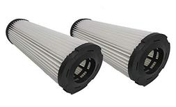ZVac 2Pk Compatible Vacuum Filters Replacement for Dirt Devi