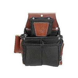 Occidental Leather B8064 OxyLights Fastener Bag with Double