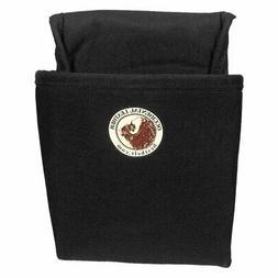 Occidental Leather B9019 Nylon Universal Bag - Black