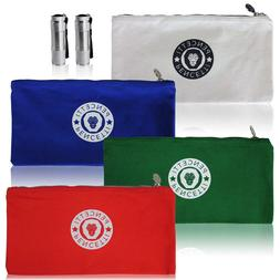 Pencetti Small Tool Bag - 4 Canvas Color-Coded Tool Bags and