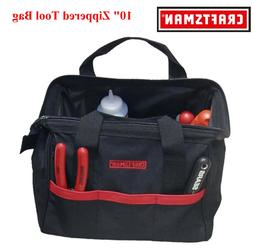 Craftsman 2-PC Tool Bag Set 940558, Black and red