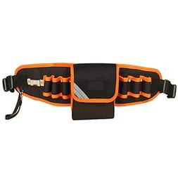 Tool Bags - Waterproof 7 Pockets Electricians Waist Bag Hold