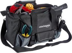 basics durable wear resistant base tool bag