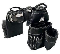 Belt Bag For Tools Carpenters Organizer Pocket Opening Durab