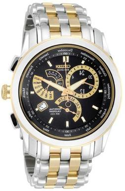 Citizen Men's BL8004-53E Eco-Drive Calibre 8700 Two-Tone Sta
