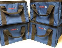 """BOS2610041760 - 4 PACK New Bosch Contractors Tool Bag 16"""" *B"""