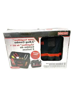 BRAND NEW Craftsman 40558 Tool Bag Combo 2 Pc Pouches Pocket