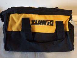 BRAND NEW DeWalt Contractor's Tool Bag FREE SHIP