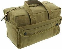 Brown Mechanics Tool Bag
