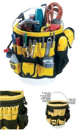 bucket tool organizer gardening tools holder 5