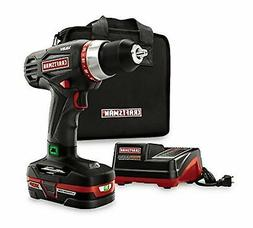 Craftsman C3 1/2-In Heavy-Duty Drill Kit Powered by XCP 3570