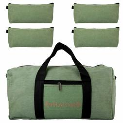 Canvas Tool Bag Heavy-Duty + 4 Large Pouches Included | Jumb