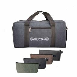 "Canvas Tool Bag Heavy-Duty Large 18"" Jumbo Mechanic Tactical"