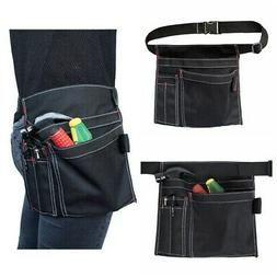 Canvas Tool Belt Pouch Bag Adjustable Utility Waist Gardenin