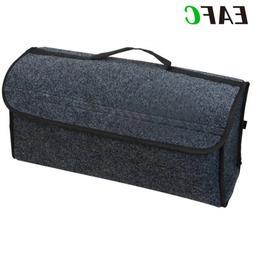 Car Soft Felt Storage Box Trunk Bag Vehicle Tool Box Multi-u