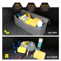 Autocare holds to car carpet Car Tool Bag Trunk Storage Orga