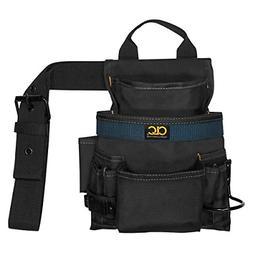 CLC Custom Leathercraft 2823 Ballistic Nail and Tool Bag 10-