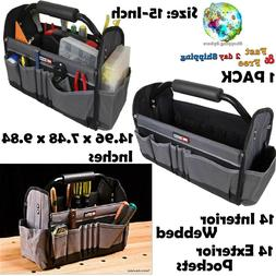 Collapsible Tote Bag 15 Inch Tools Organizers Tool Bags 14 E