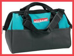 Makita 14in Compact Tool Bag w/ 7 Internal Pockets and Shoul