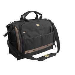 Custom Leather Craft 1539 Multi-Compartment 50 Pocket Tool B