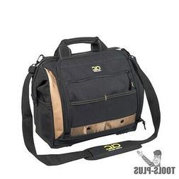 "Custom Leathercraft 1537 30 Pocket 13"" Multi-Compartment Too"
