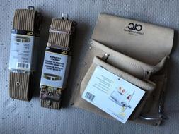 CLC Custom LeatherCraft 5 POCKET CARPENTER'S NAIL AND TOOL B