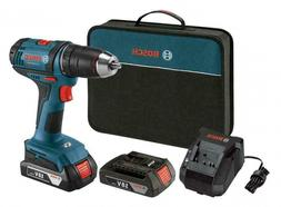 Bosch DDB181-02 18V 1.5 Ah Cordless Lithium-Ion 1/2 in. Comp