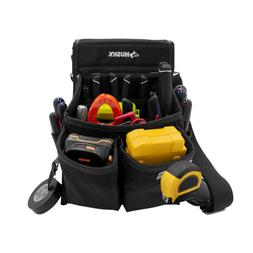 Dead On Tools Tool Bag Storage Electricians Pouch 14 Pocket